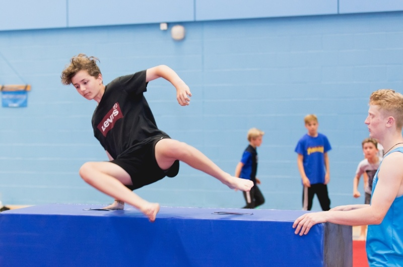 Does Your Child Want To Do Freerunning Classes