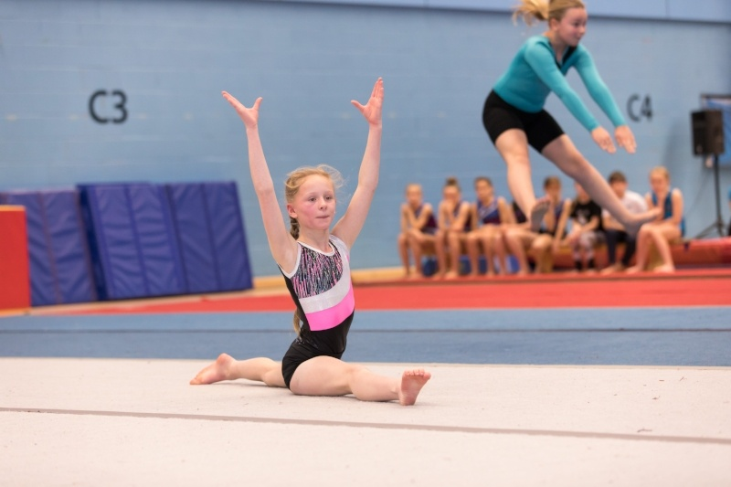Top 5 Reasons Children Should Do Weekly Gymnastics Classes