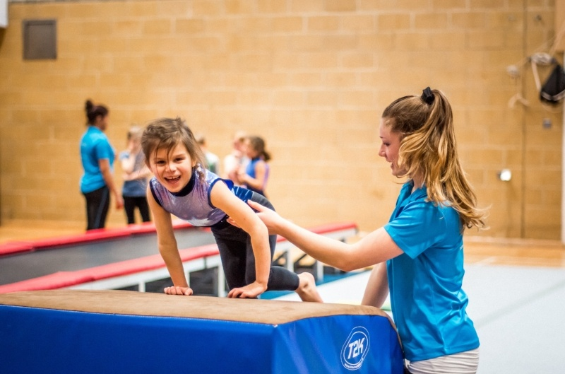 3 Top Reasons To Book A One2One Gymnastics Class For Your Child
