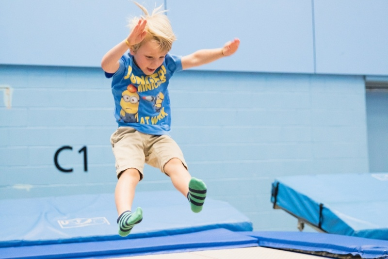 Are you worried about your child's fitness level
