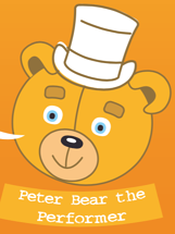 Peter Bear the Performer