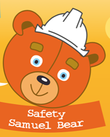 Safety Samuel Bear