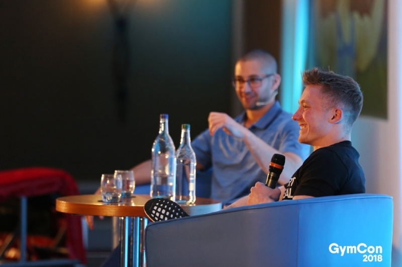 Flair CEO Richard Dwyer finds out the secrets of Nile Wilson's success