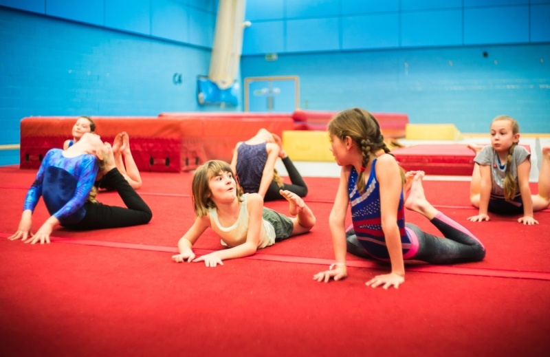 Did your child bring a friend to their VIP gymnastics class