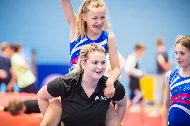 Will gymnastics classes be too strict