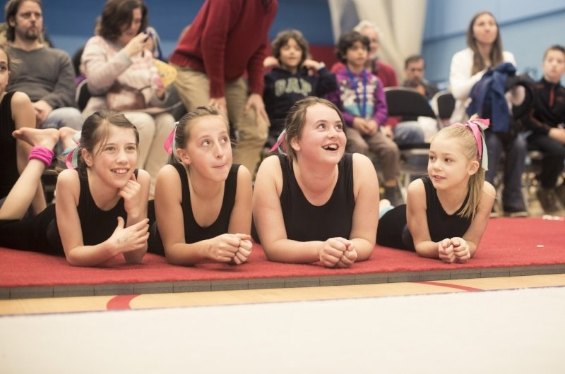 8 Lies About Children's Gymnastics Clubs!