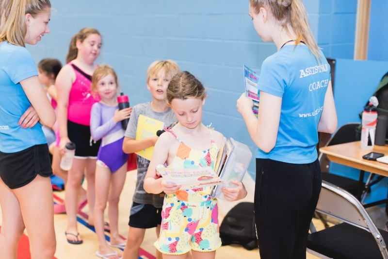 4 top tips to make sure your child is ready to go back to their gymnastics club